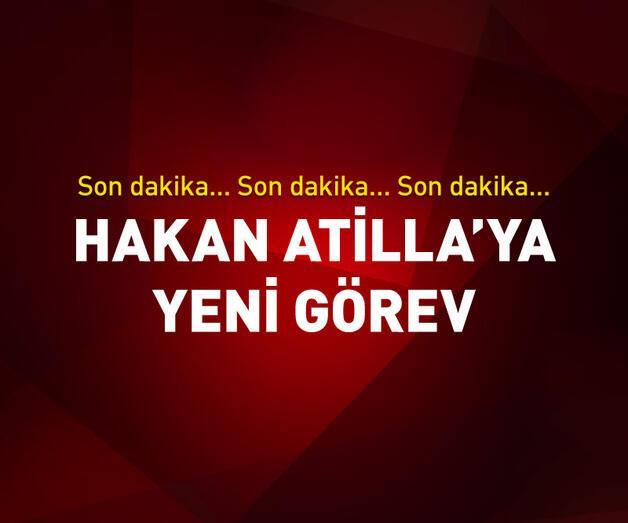 Son dakika: Borsa İstanbul Genel Müdürlüğü'ne Hakan Atilla atandı