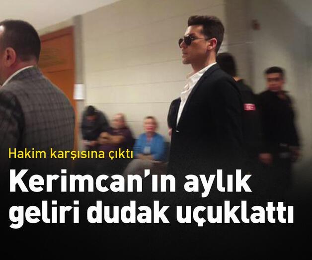 Son dakika: Kerimcan Durmaz, hakim karşısına çıktı