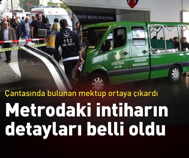 Son dakika: Şişli-Mecidiyeköy metro durağında intihar