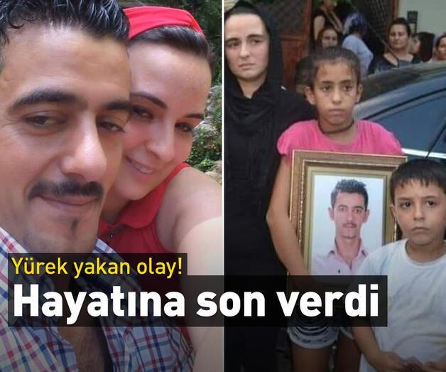 Son dakika: 3 ay önce dövülerek öldürülen şahsın eşi intihar etti