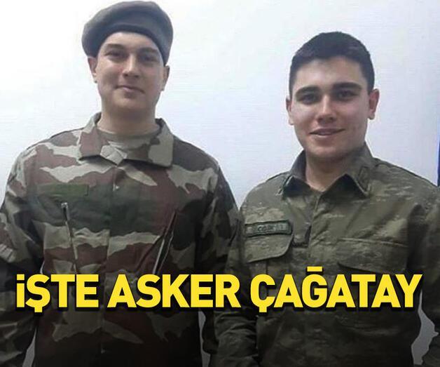 Son dakika: Çağatay Ulusoy asker oldu