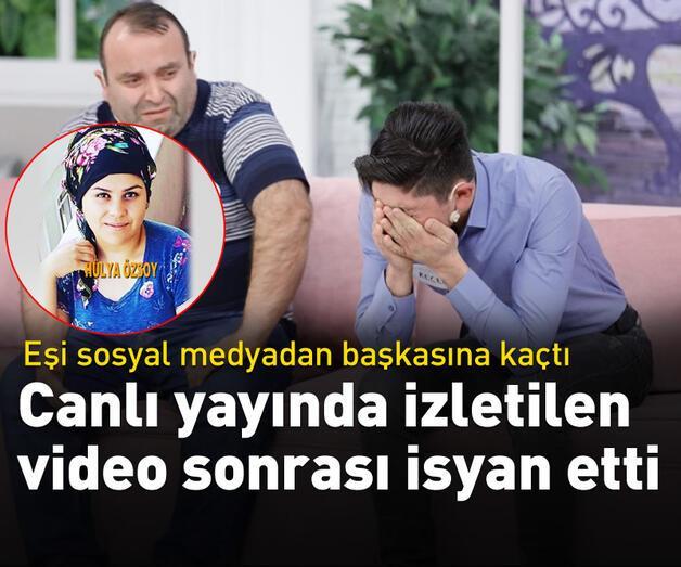 Son dakika: Eşi sosyal medyadan biriyle tanışıp kaçan koca isyan etti