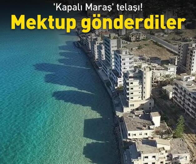 Son dakika: Kıbrıs Rum kesiminde 'Kapalı Maraş' telaşı