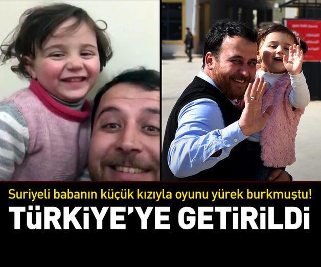 Son dakika: Türkiye'ye getirildi