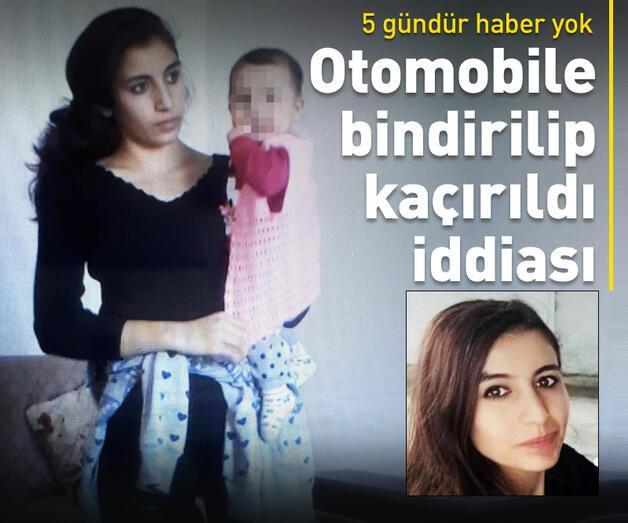 Son dakika: 15 yaşındaki genç kızı 'halasının oğlu kaçırdı' iddiası