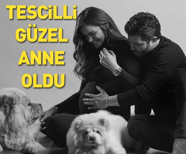 Son dakika: Açalya Samyeli Danoğlu anne oldu!