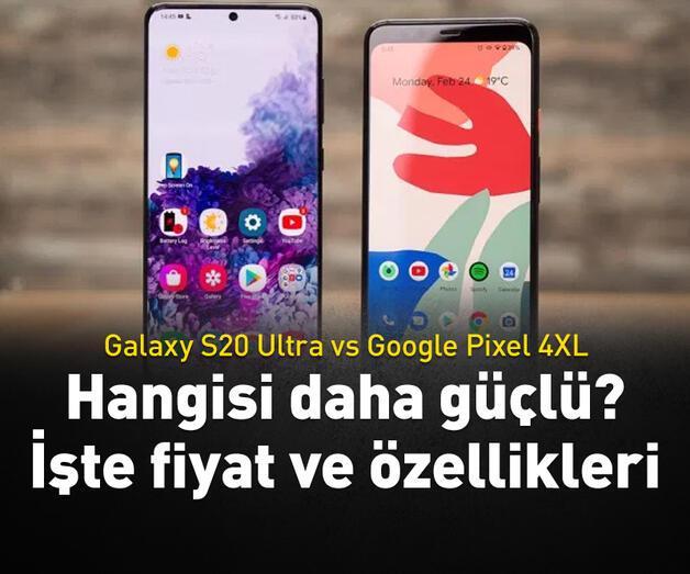 Son dakika: Hangi telefon daha güçlü?