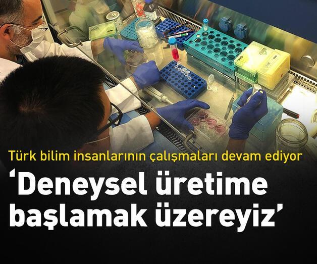 Son dakika: Türk bilim insanları Kovid-19'a karşı yeni nesil ilaç için çalışıyor