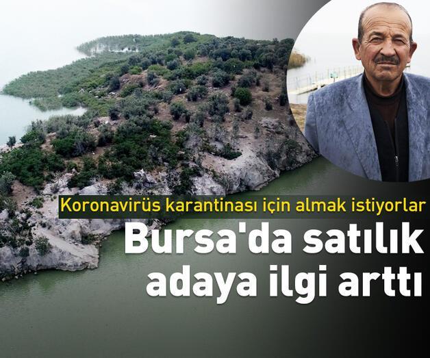 Son dakika: Bursa'da satılık adaya ilgiyi artırdı