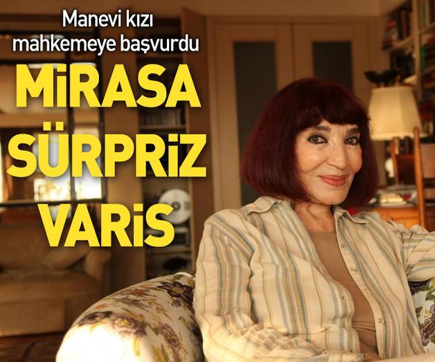 Son dakika: Gülriz Sururi'nin mirasına sürpriz varis