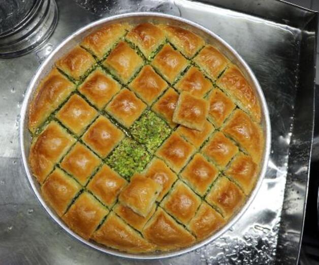 Son dakika: Baklavacıların 'ramazan' mesaisi