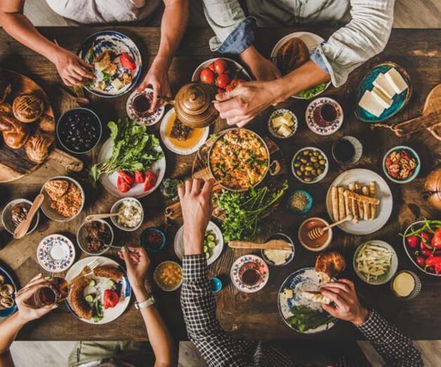 Son dakika: Ramazan Bayramı'nda doğru beslenmenin altın kuralları