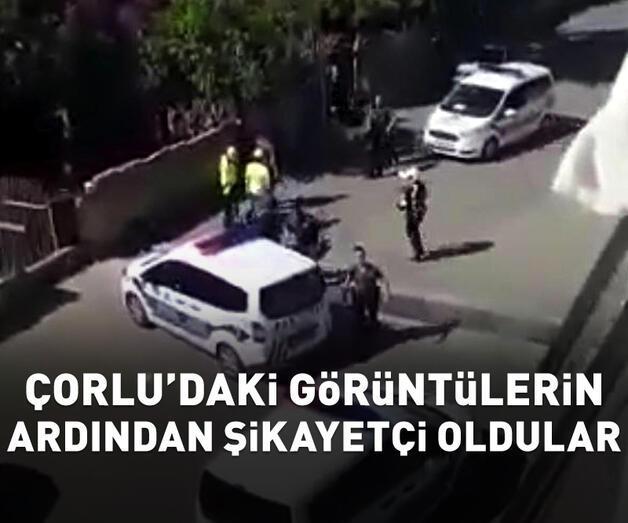 Son dakika: Polislerden şikayetçi oldular