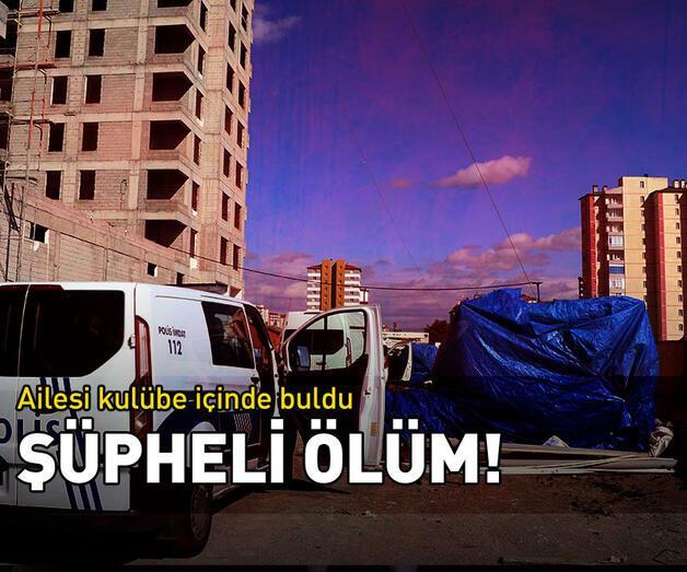 Son dakika: Kayseri'de şüpheli ölüm!