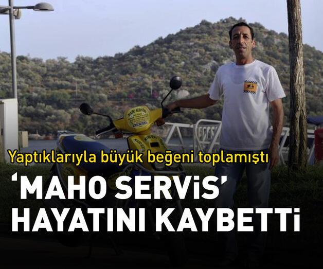 Son dakika: 'Maho servis' hayatını kaybetti