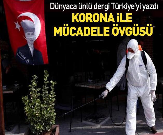 Son dakika: Dünyaca ünlü dergiden Türkiye'ye övgü