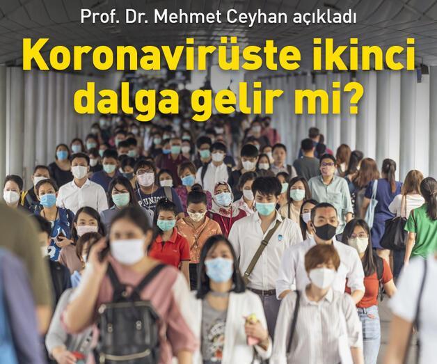 Son dakika: Prof. Dr. Ceyhan: Koronavirüste daha kötüsünün olacağını düşünmüyorum