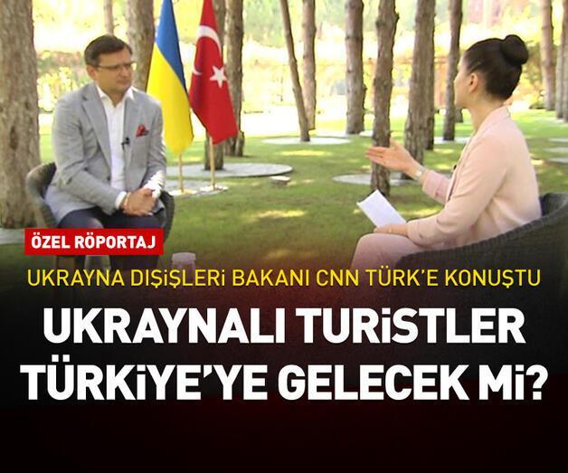Son dakika: Ukraynalı turistler Türkiye'ye gelecek mi?