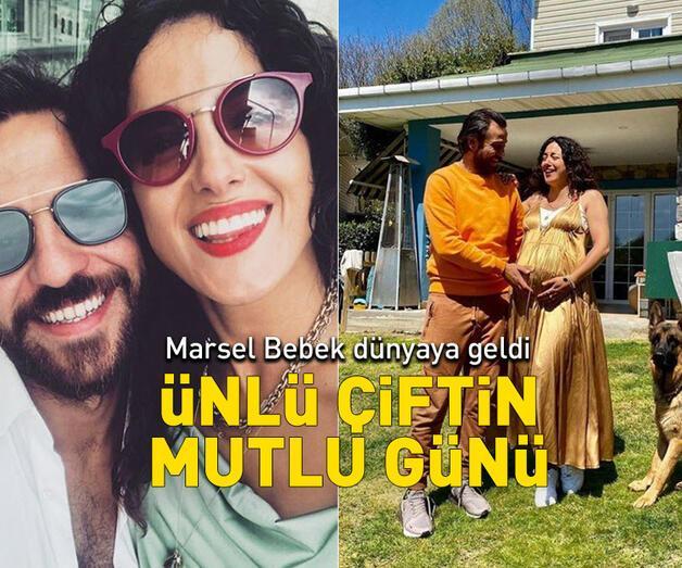 Son dakika: Cansu Tosun-Erkan Kolçak Köstendil çiftinin bebekleri doğdu