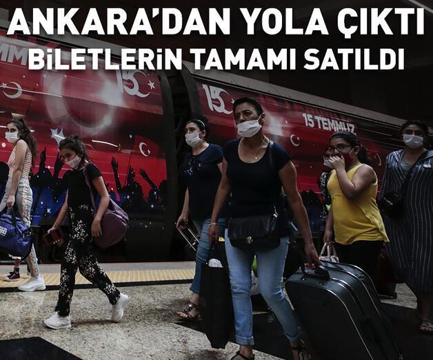 Son dakika: Ankara'dan yola çıktı