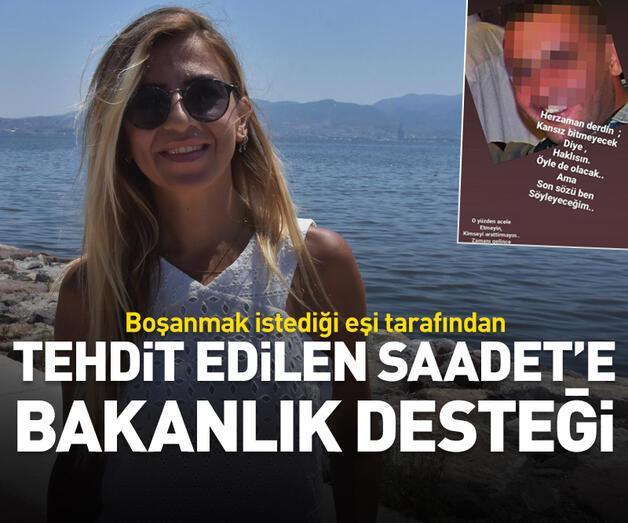 Son dakika: Saadet'e bakanlık desteği