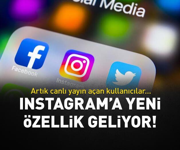 Son dakika: Instagram canlı yayınlarına yeni özellik geliyor
