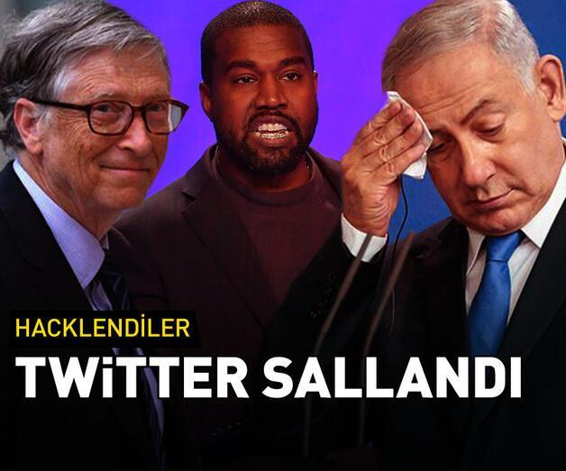 Son dakika: Twitter sallandı! Hacklendiler
