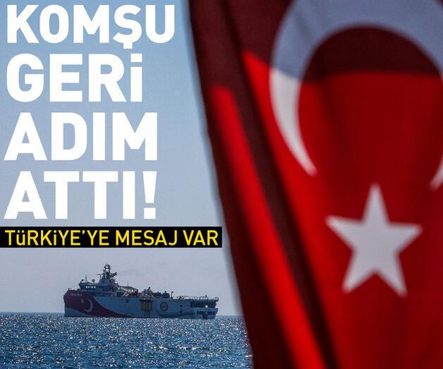 Son dakika: Türkiye'ye mesaj var