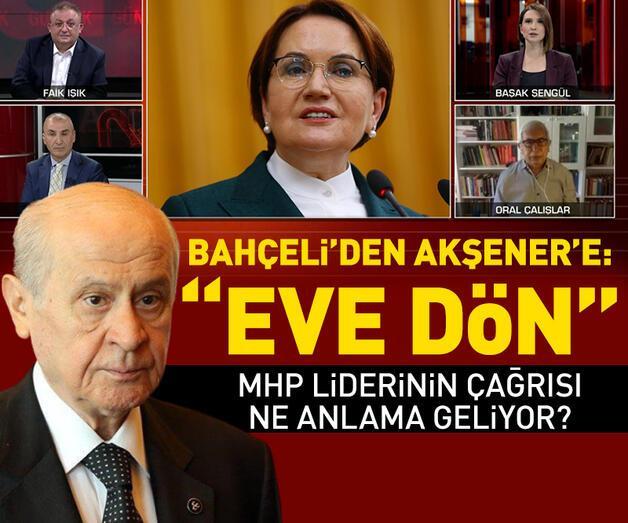 Son dakika: MHP liderinin çağrısı ne anlama geliyor?