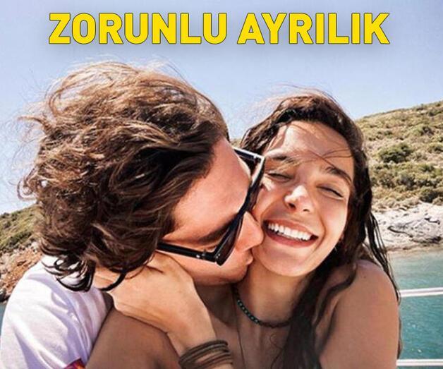 Son dakika: Ebru Şahin ve Cedi Osman'ın zorunlu ayrılığı