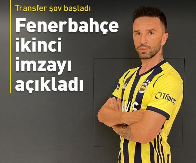 Son dakika: Fenerbahçe'den transfer şov