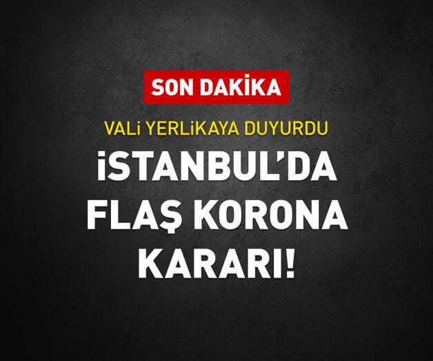 Son dakika... İstanbul'da asker uğurlama yasaklandı