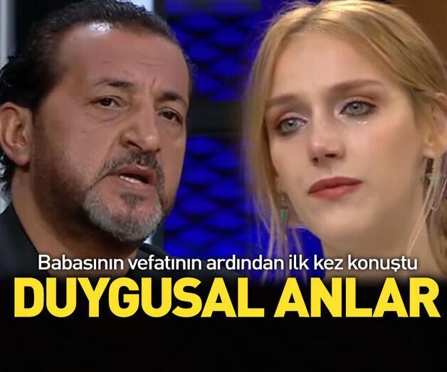Son dakika: Mehmet Yalçınkaya'nın duygusal anları
