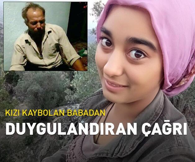 Son dakika: Kızı kaybolan babadan duygulandıran çağrı
