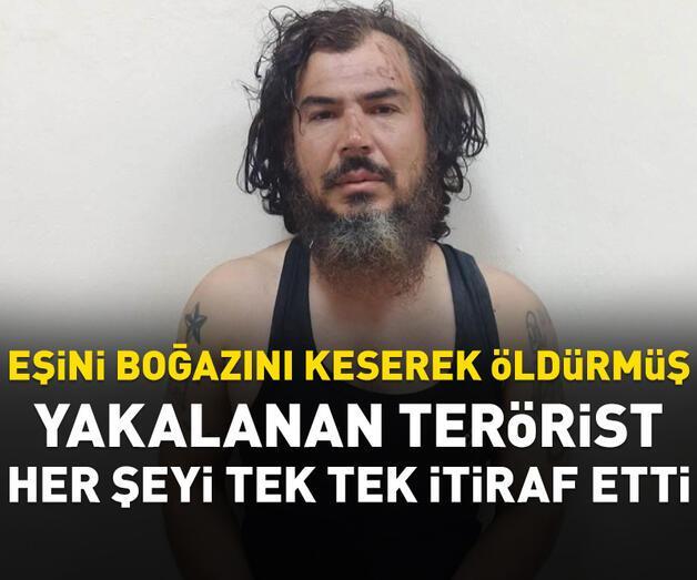 Son dakika: Hatay'da yakalanan teröristle ilgili korkunç gerçekler ortaya çıktı