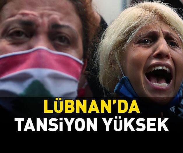 Son dakika: Lübnan'da tansiyon yüksek!
