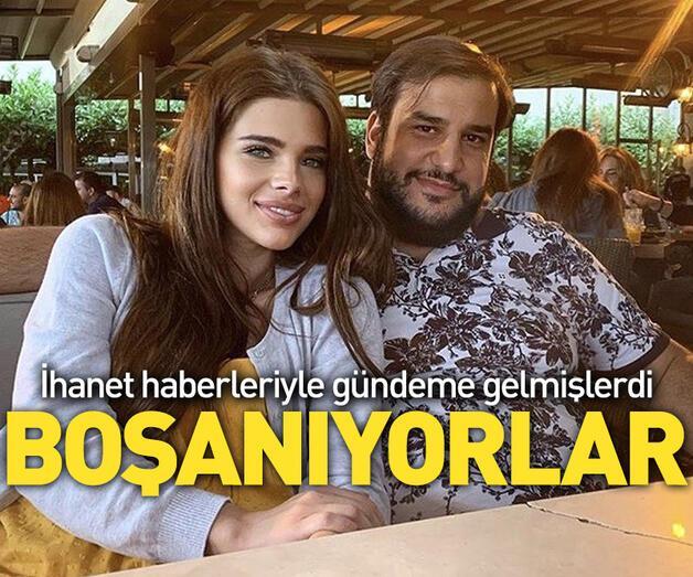 Son dakika: Damla Ersubaşı ve Mustafa Keser boşanıyor
