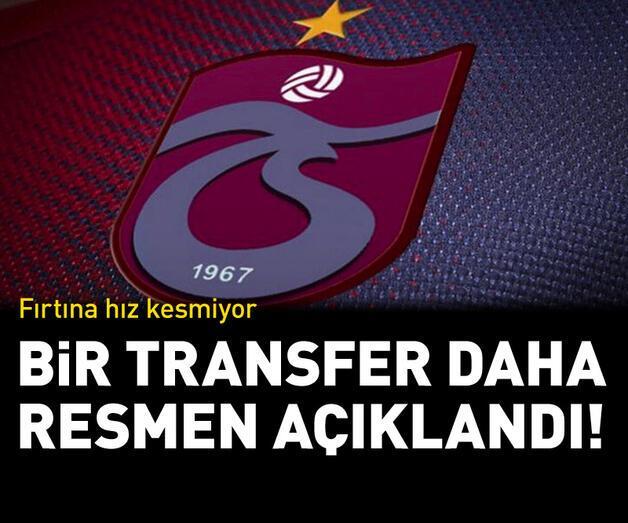 Son dakika: Trabzonspor Marlon'u resmen açıkladı!