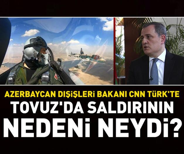 Son dakika: Tovuz'da saldırının nedeni neydi?