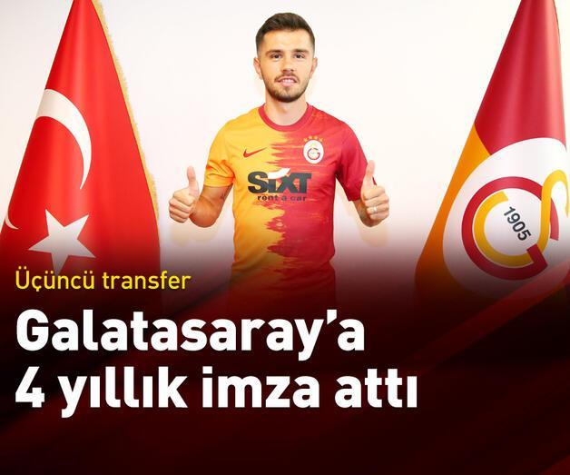 Son dakika: Galatasaray'da gelenler ve gidenler