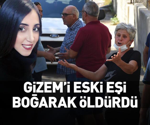 Son dakika: Üniversiteli Gizem'i eski eşi, boğarak öldürdü