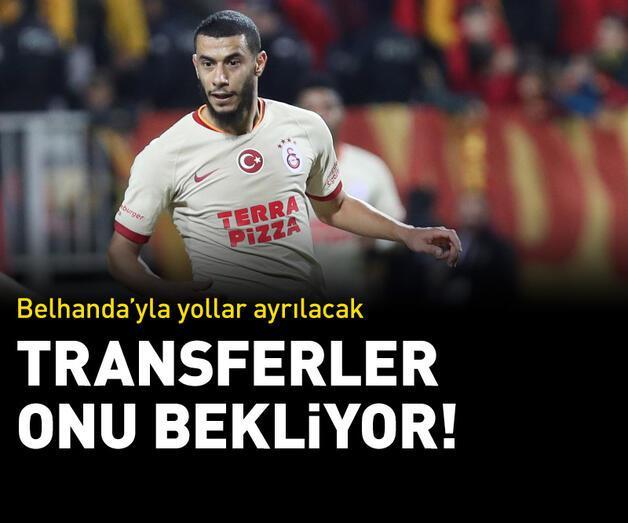 Son dakika: Galatasaray Belhanda'yı bekliyor!