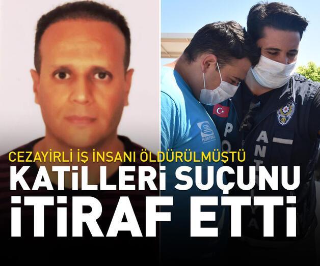 Son dakika: Cezayirli iş insanını kiracıları öldürmüş