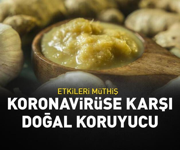 Son dakika: Koronavirüse karşı 'doğal koruyucu'