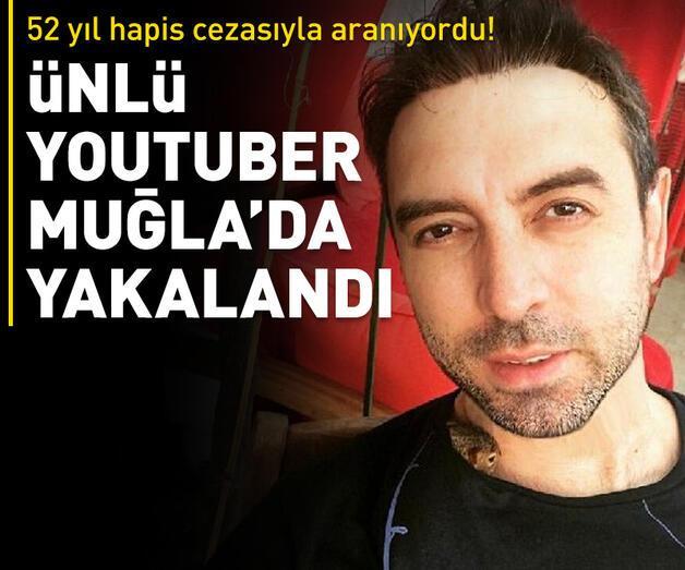 Son dakika: Ünlü YouTuber Muğla'da yakalandı
