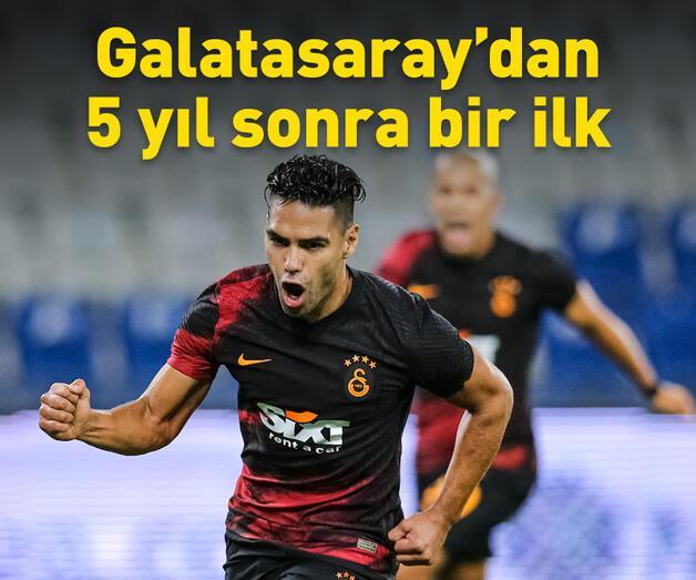 Son dakika: Galatasaray'dan 5 yıl sonra bir ilk