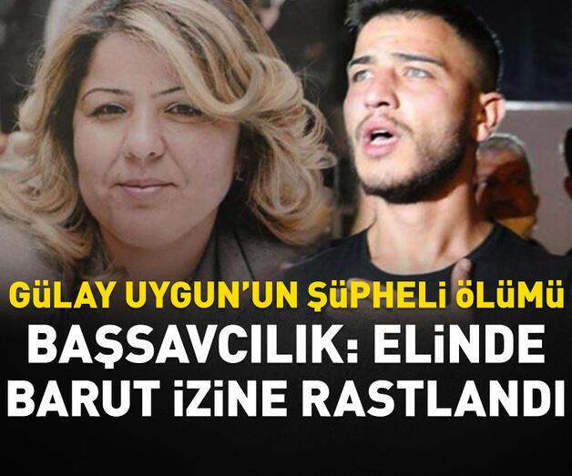 """Son dakika: Başsavcılıktan """"Gülay Uygun"""" açıklaması"""
