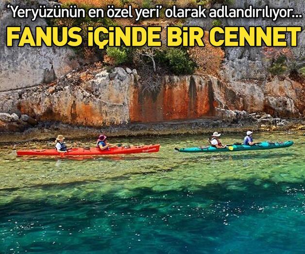 Son dakika: Türkiye'de fanus içinde bir cennet!