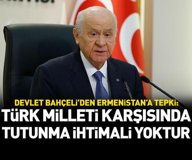 """Son dakika: """"Türk milleti karşısında tutunma ihtimali yoktur"""""""