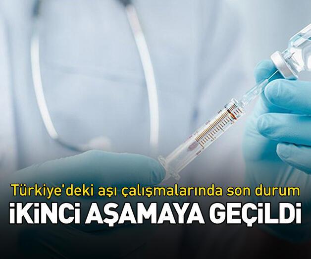 Son dakika: Türkiye'nin koronavirüs aşı çalışmalarında son durum